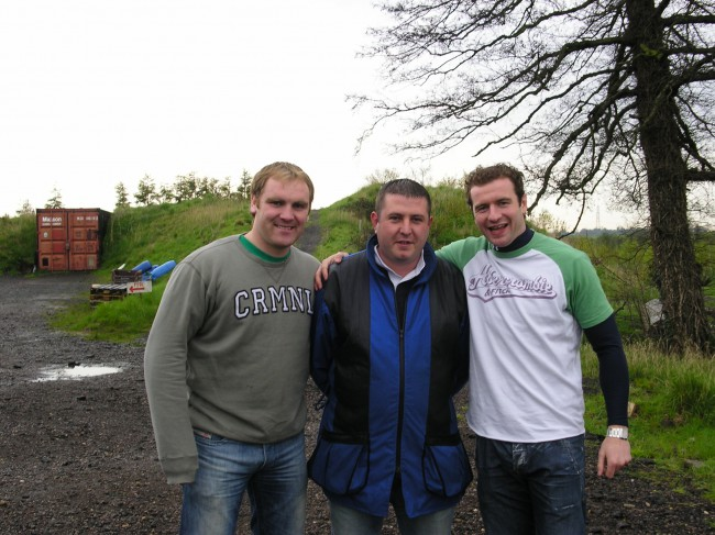 Leicester Tigers at Grange Farm Sporting Clays Leicester